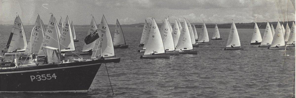 New Zealand National Finn Regatta