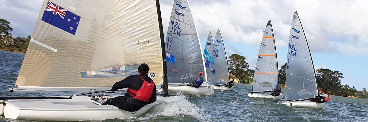 2021 South Island Finn Champs Results