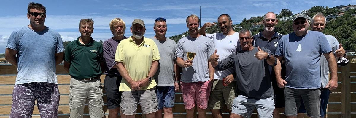 2019-20 NZ Finn Summer Series Final Results